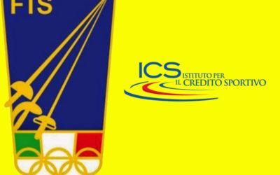 FederScherma e Istituto Credito Sportivo, Patto Sportivo