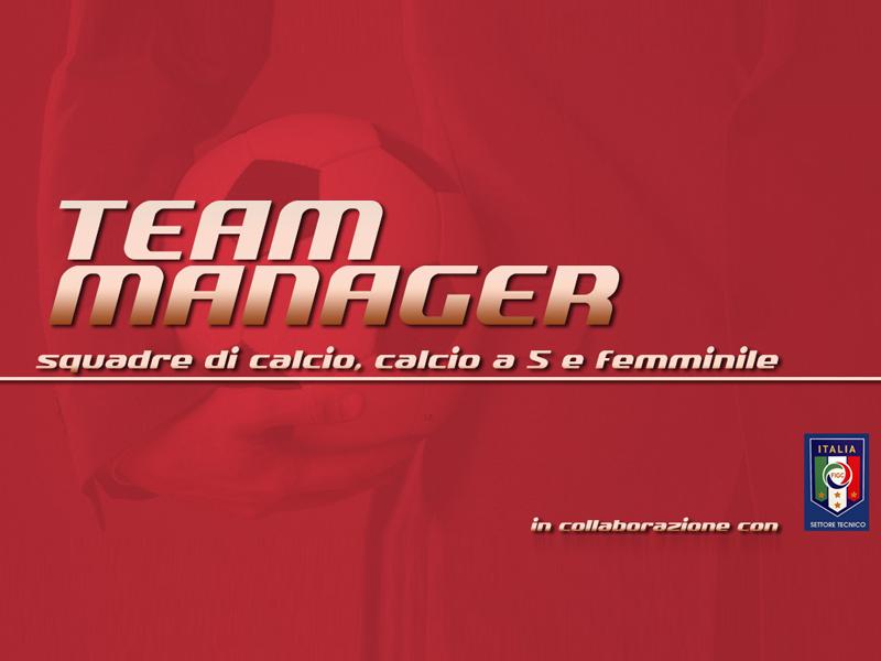 Team Manager, inizia il nuovo Corso Coni e Figc