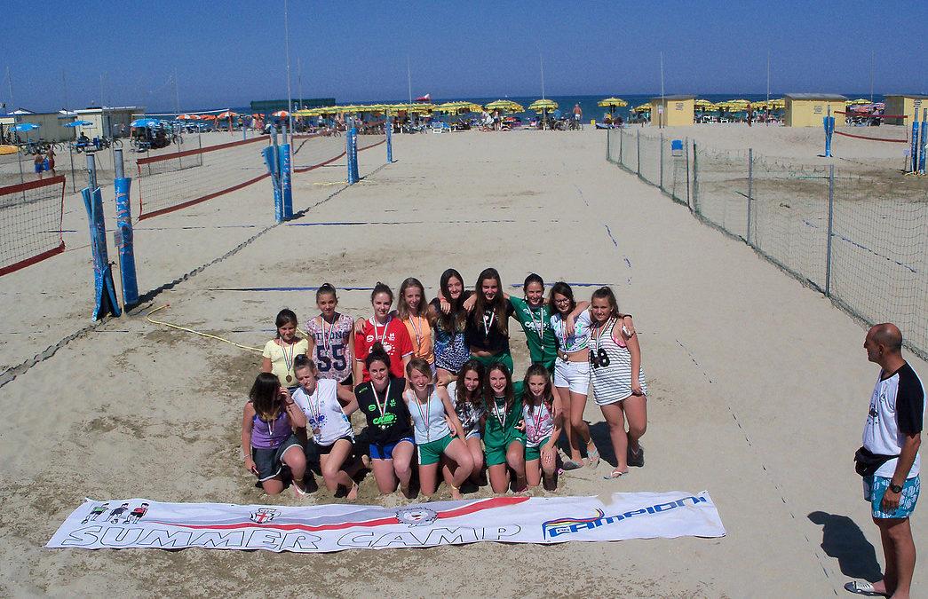 Camp Estivi… Da Campioni all'Eurocamp di Cesenatico